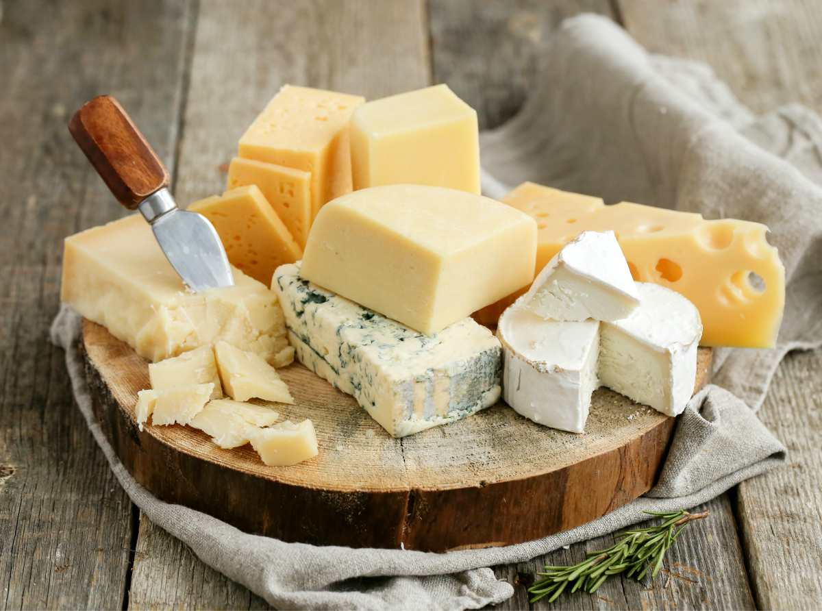 Different sort of cheese | What To Eat When Pregnant