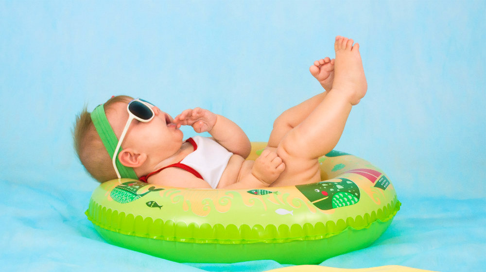 Feature | Top 10 Baby Swimsuit Trends For 2018 | baby girl swimsuit | cute baby girl swimsuit