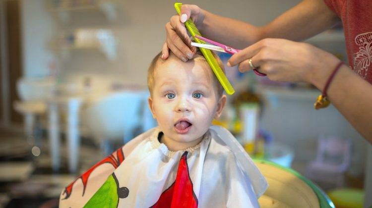 Feature | How To Give Your Baby Their First Haircut | Baby Haircut Tutorial | Toddler Haircut