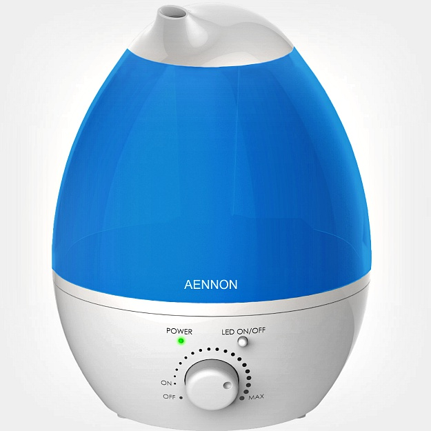 Aennon Cool Mist Humidifier | The Best Humidifiers For A Baby | Baby Humidifiers | Cool Mist Humidifier for Baby