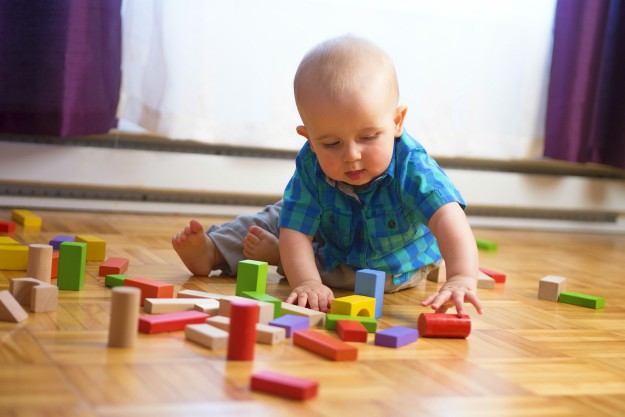 Baby's First Blocks | Best Baby Toys For Early Child Development | Baby Toys By Age