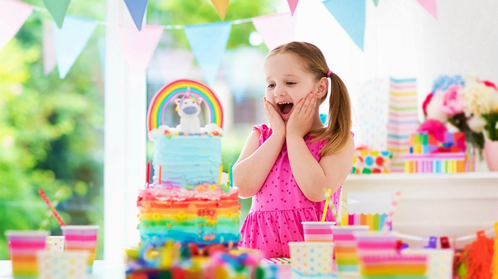 Feature | Unicorn Birthday Party Essentials | Coolest Unicorn Party Ideas