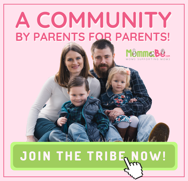 A Community By Parents For Parents! JOIN THE TRIBE NOW!
