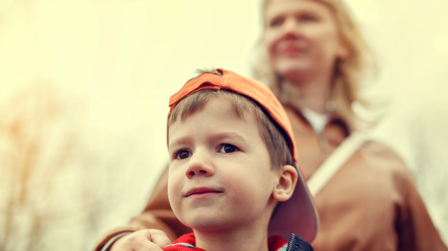 Feature | Mother and son | How To Win At Single Parenting