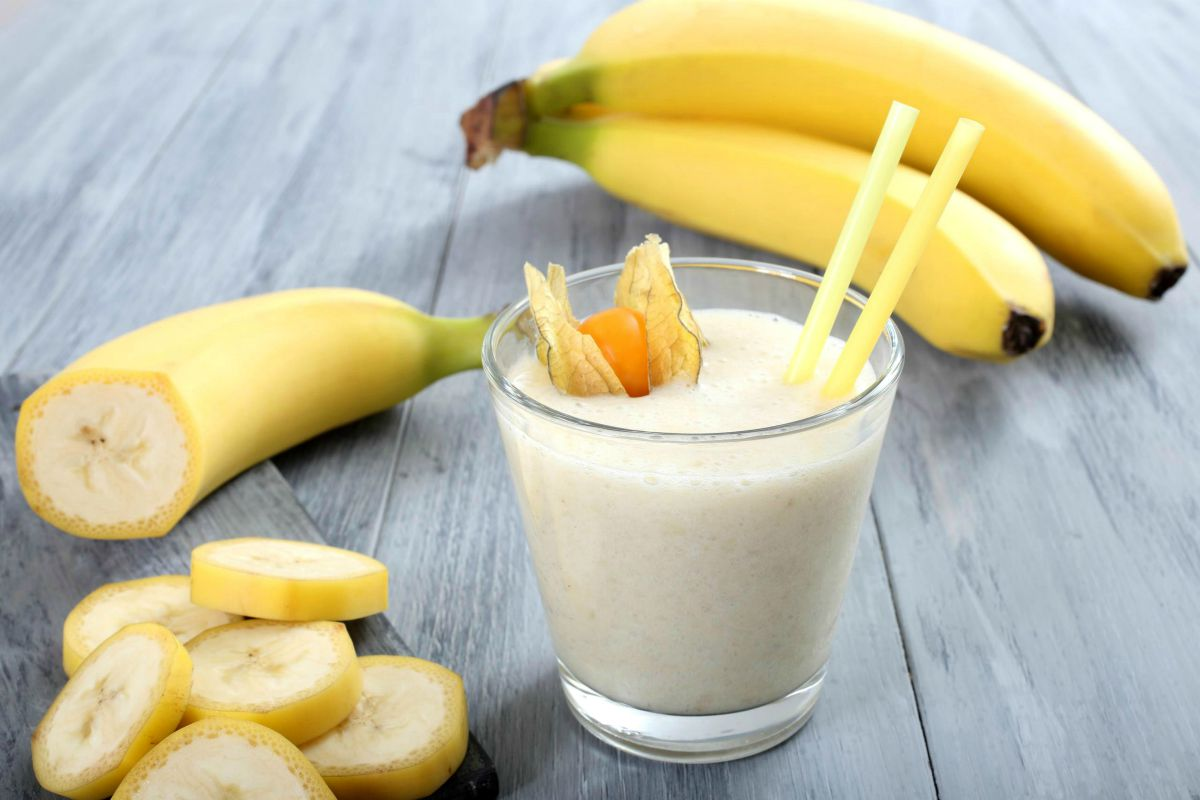 Banana milkshake | A Healthy and Balanced Diet For You and Your Baby During Pregnancy
